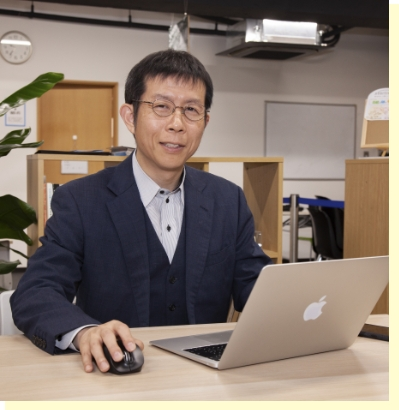 代表取締役社長 阿部 宗明